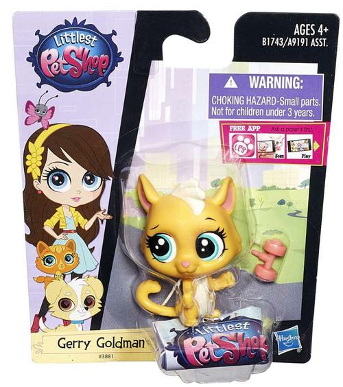 Littlest Pet Shop Singles Gerry Goldman Figure B1743