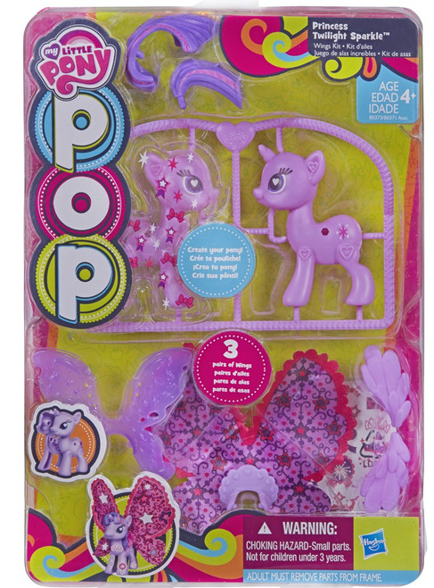 My Little Pony Pop Create a Pony Princess Twilight Sparkle Starter Kit [Wings Kit]