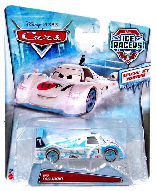 Disney / Pixar Cars Ice Racers Shu Todoroki Exclusive Diecast Car [Special Icy Edition]