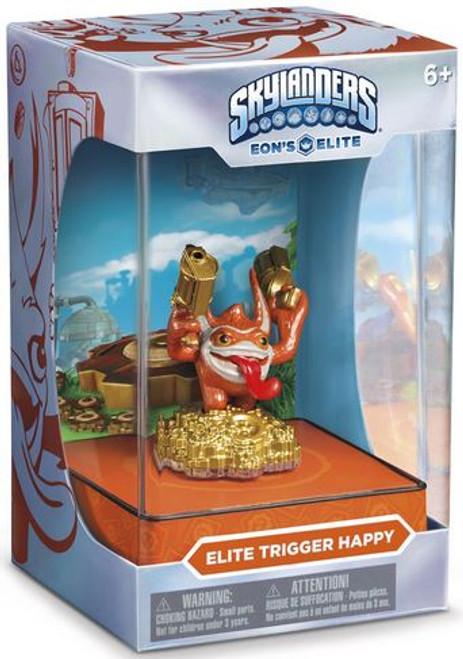 Skylanders Trap Team Eon's Elite Elite Trigger Happy Figure Pack