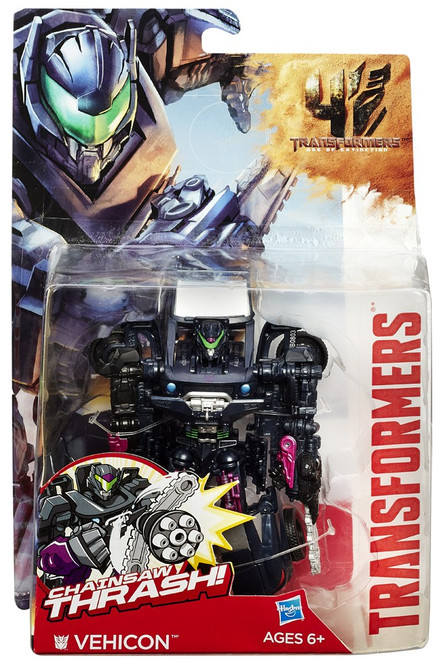 Transformers Age of Extinction Power Battler Vehicon Action Figure