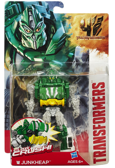 Transformers Age of Extinction Power Battler Junkheap Action Figure