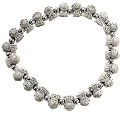 Monkeyz Gray Monkeys Bracelet