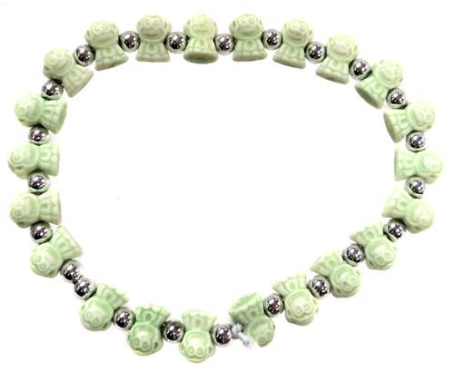 Monkeyz Green Monkeys Bracelet