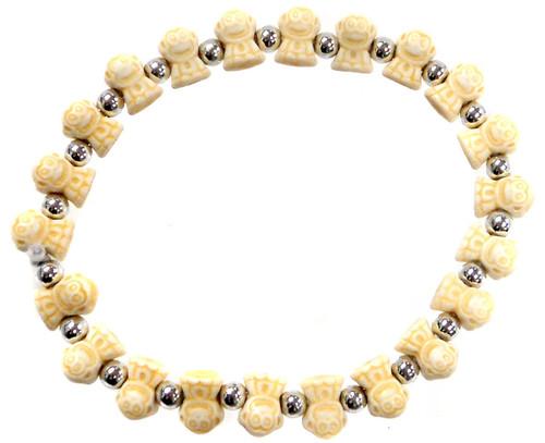 Monkeyz Yellow Monkeys Bracelet