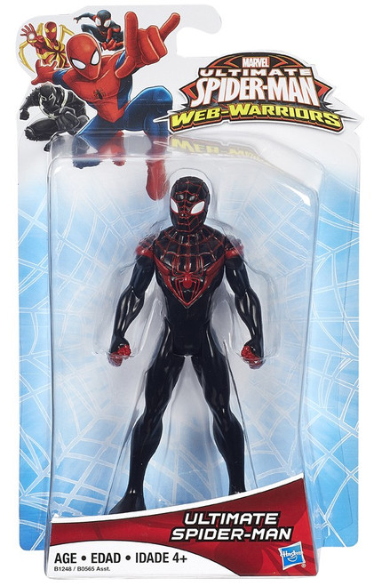 Ultimate Spider-Man Web-Warriors Ultimate Spider-Man Action Figure