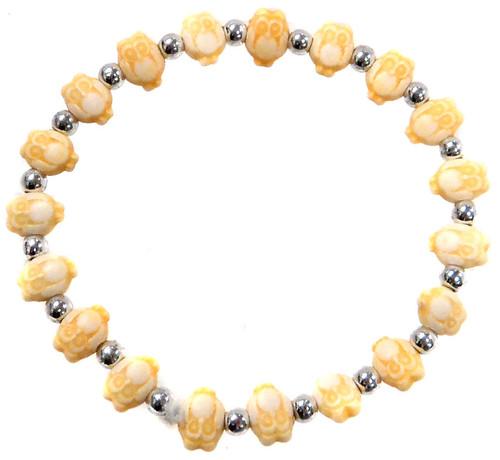 Owlz Yellow Owls Bracelet