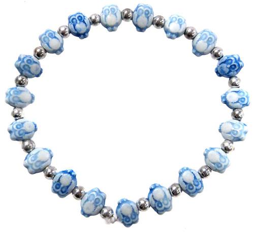 Owlz Blue Owls Bracelet