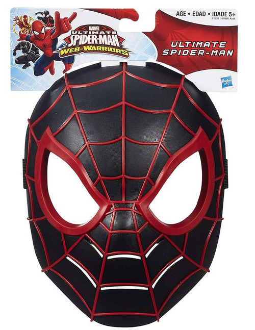 Ultimate Spider-Man Web-Warriors Ultimate Spider-Man Mask