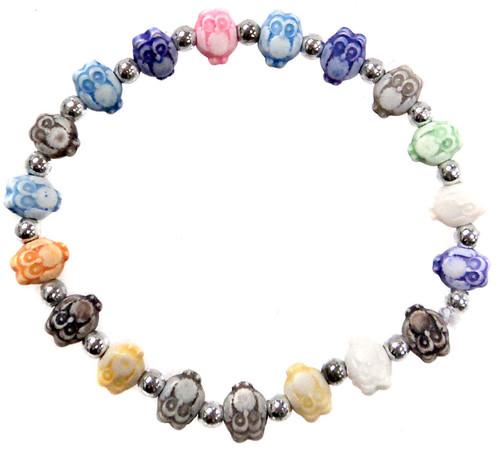 Owlz Rainbow Owls Bracelet