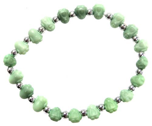 Penguinz Green Penguins Bracelet