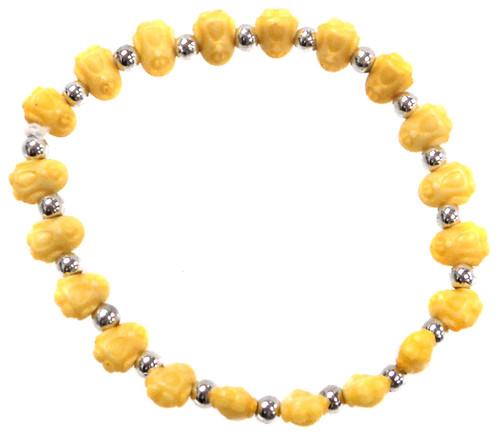 Penguinz Yellow Penguins Bracelet