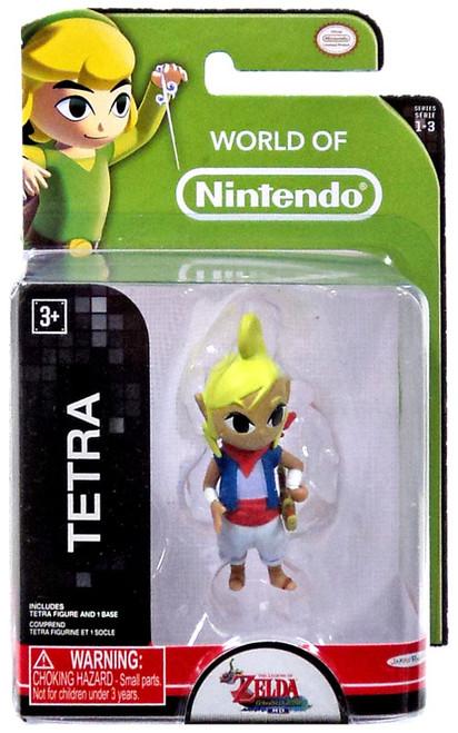 World of Nintendo Legend of Zelda Tetra 2.5-Inch Mini Figure