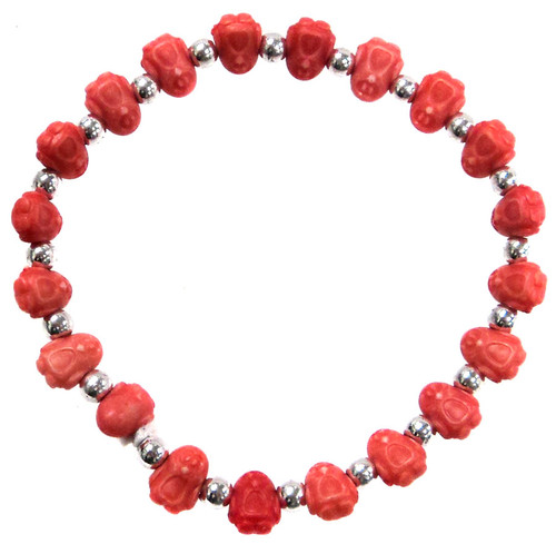 Penguinz Red Penguins Bracelet