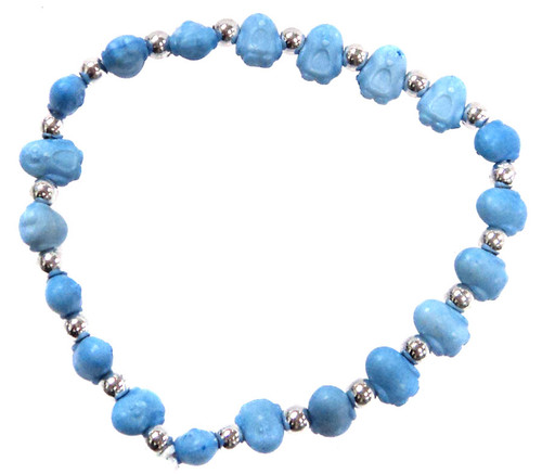 Penguinz Blue Penguins Bracelet
