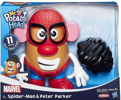 Mr. Potato Head Spider-Man Peter Parker & Spiderman Mr. Potato Head
