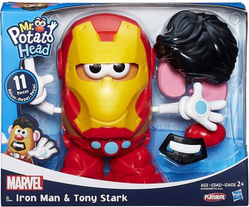 Mr. Potato Head Iron Man & Tony Stark Mr. Potato Head