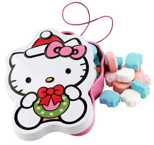 Hello Kitty Christmas Candy Tin [Random Packaging]