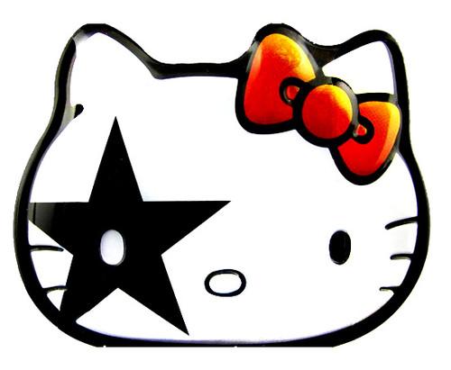 Hello Kitty KISS Mints Candy Tin [The Starchild]