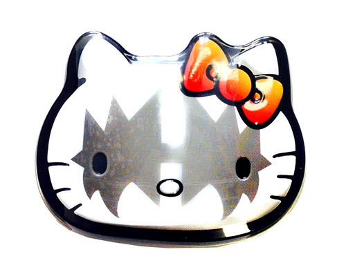 Hello Kitty KISS Mints Candy Tin [The Spaceman]