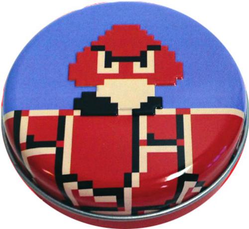 Super Mario Know your Enemies Candy Tin [Goomba]