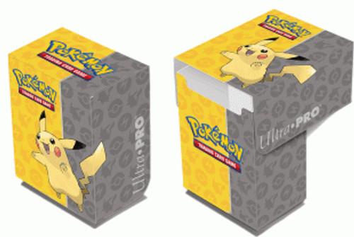 Pokemon Japanese Nintendo Pikachu Deck Box