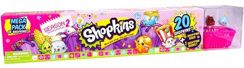Shopkins Season 2 Mega 20-Pack