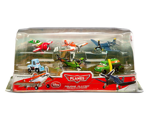 Disney Planes Figurine Playset [Set #2]