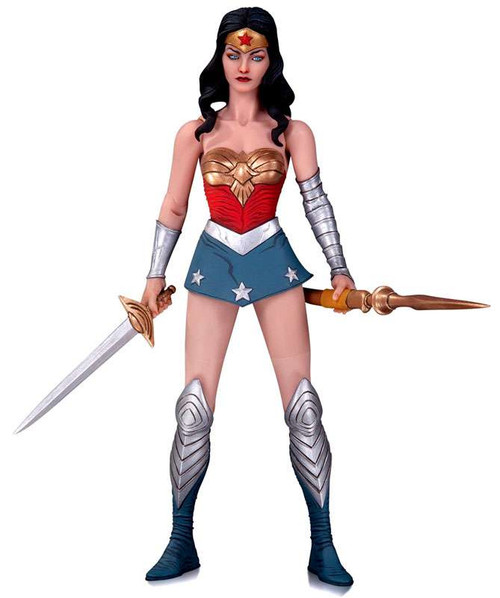 DC Designer Jae Lee Series 1 Wonder Woman Action Figure