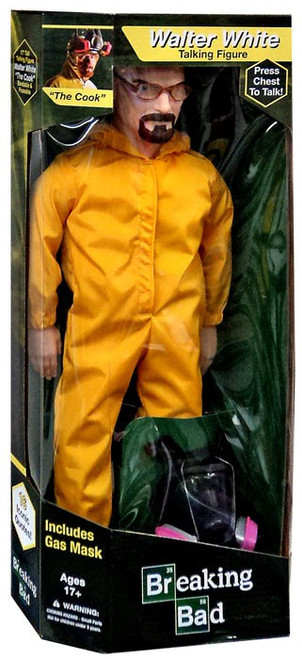 Breaking Bad Walter White Talking Action Figure [The Cook]