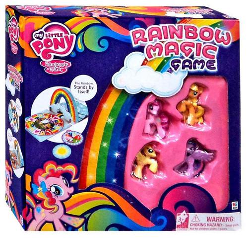 My Little Pony Friendship is Magic Games Rainbow Magic Board Game