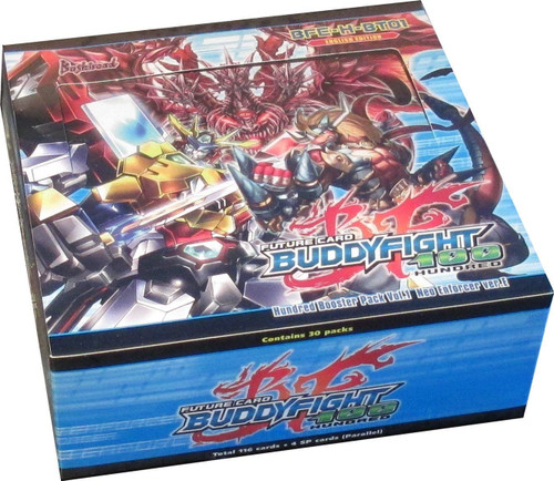 Future Card BuddyFight Trading Card Game Neo Enforcer ver.E Booster Box BFE-H-BT01 [30 Packs]