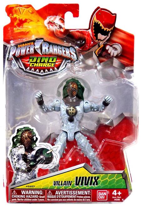 Power Rangers Dino Charge Vivix Action Figure [Villain]