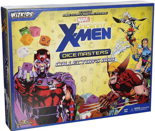 Marvel Dice Masters Uncanny X-Men Collector's Box