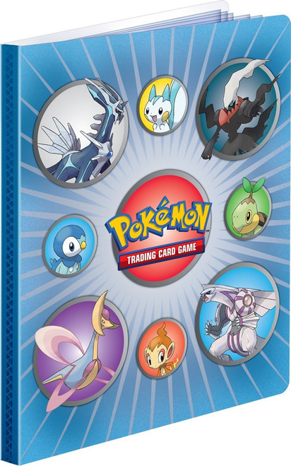 Ultra Pro Pokemon Diamond & Pearl Card Supplies Darkrai & Friends 4-Pocket Binder [Lenticular Softcover]