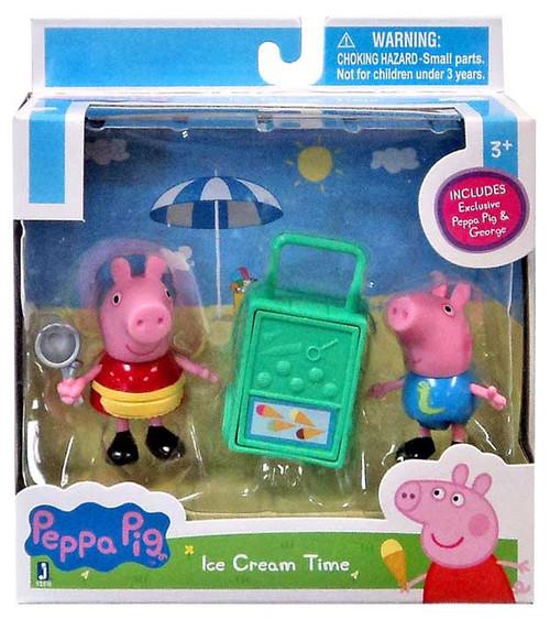Peppa Pig Ice Cream Mini Figure 2-Pack