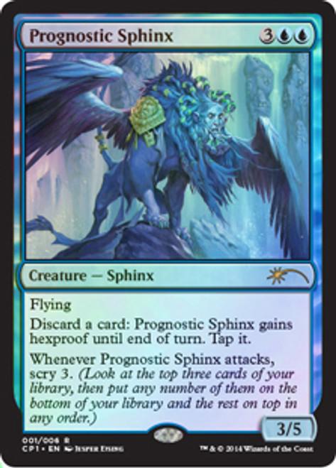 MtG Assorted Promo Cards Promo Prognostic Sphinx [Clash Pack]