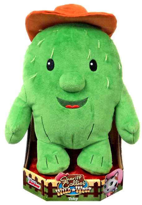 Sheriff Callie's Wild West Disney Junior Toby 11-Inch Plush