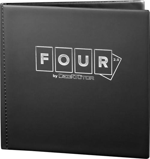Card Supplies Four 2.0 12-Pocket Binder