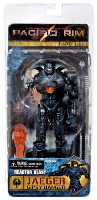 NECA Pacific Rim Series 6 Reactor Blast Gipsy Danger Action Figure