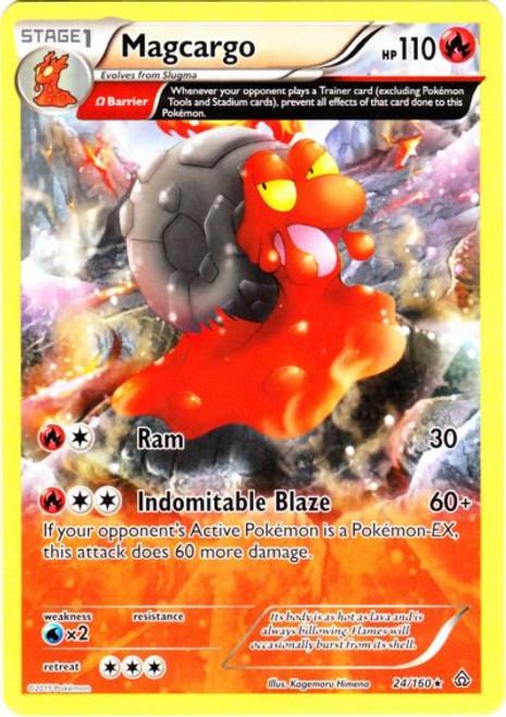 Pokemon X & Y Primal Clash Rare Magcargo #24
