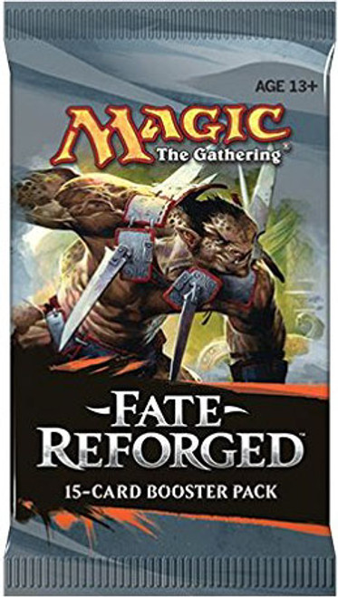 MtG Trading Card Game Fate Reforged Booster Pack