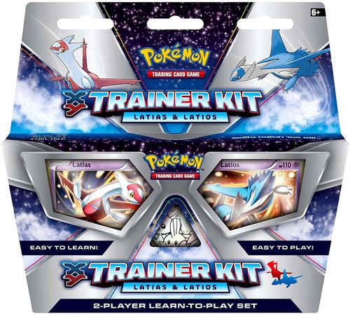 Pokemon Trading Card Game XY Latias & Latios Trainer Kit Starter Set [2015]