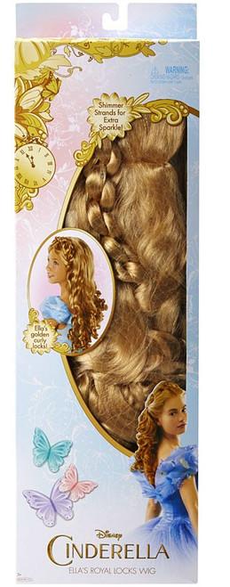 Disney Princess Cinderella 2015 Ella Royal Locks Wig