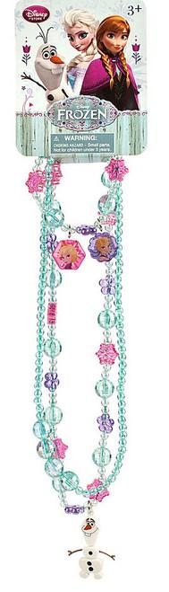Disney Frozen Frozen Necklace and Bracelet Set