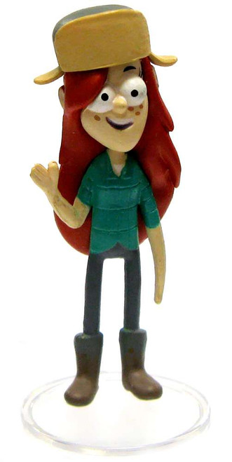 Disney Gravity Falls Wendy Corduroy 2.5-Inch Mini Figure [Loose]