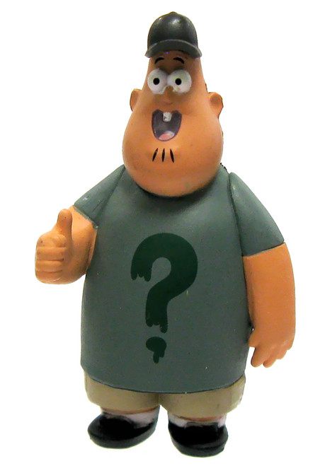 Disney Gravity Falls Soos Ramirez 2.5-Inch Mini Figure [Loose]