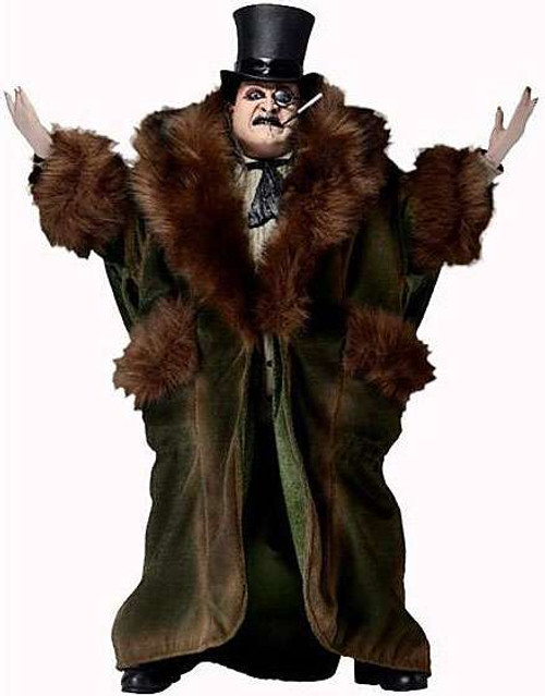 NECA DC Quarter Scale Penguin Action Figure [Danny DeVito, Batman Returns]