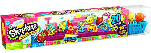 Shopkins Season 1 Mega 20-Pack