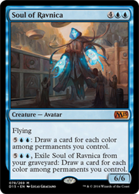 MtG Promo Cards Promo Soul of Ravnica [Duels of the Planeswalkers]